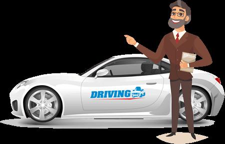 instructor de conduccion